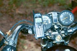 Motorcycle Handlebar Mount